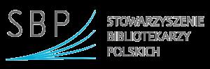 Logo Stowarzyszenia Biblitoekarzy Polskich
