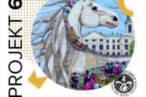 wizerunek konia i pałacu muzeum ziemi mińskiej napisy projekt 600 informacja o wernisażu