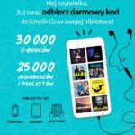 rekalama usługi ebooków telefon i słuchawki