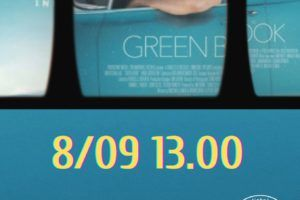 plakat filmu green book