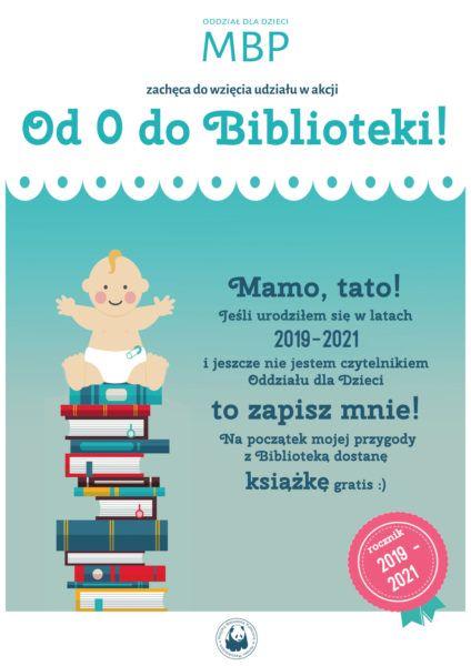 Od zera do Biblioteki