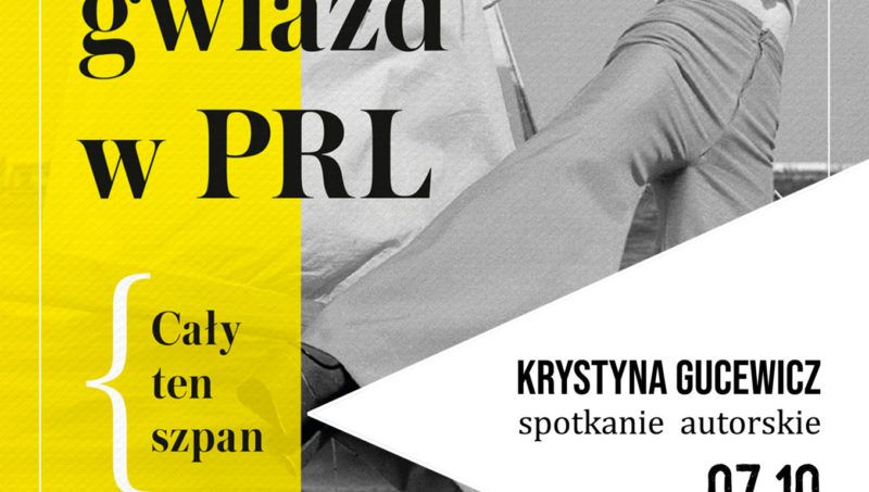 okładka książki Krystyny Gucewicz z Ireną Jarocką na jachcie